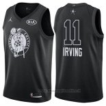 Maglia All Star 2018 Boston Celtics Kyrie Irving NO 11 Nero