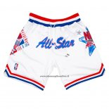 Pantaloncini All Star Jsut Don Bianco