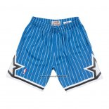 Pantaloncini Orlando Magic Mitchell & Ness Blu