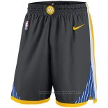 Pantaloncini Golden State Warriors 2017-18 Grigio
