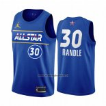 Maglia All Star 2021 New York Knicks Julius Randle #30 Blu