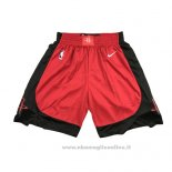 Pantaloncini Houston Rockets 2019 Rosso