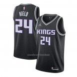 Maglia Sacramento Kings Buddy Hield #24 Statement 2020-21 Nero